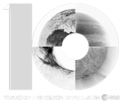 logo 10 years of the Czech Republic in ESA
